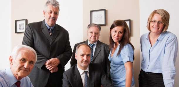 TQ Consulting munkatársak